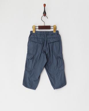 ブルー ブロード カーゴ パンツを見る