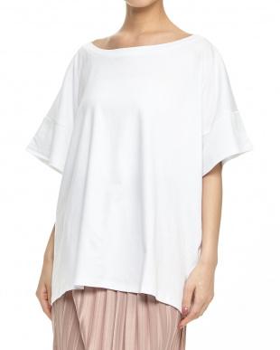 optic white DOMENICA センターバックロゴTシャツを見る