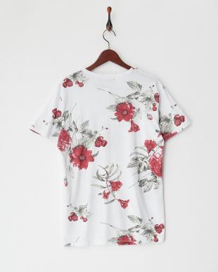 レッドフラワー レッドフラワープリントTシャツを見る