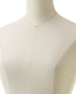 YG K10 ブルートパーズネックレスを見る