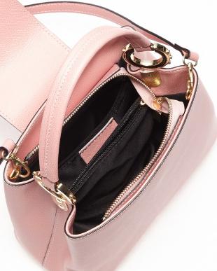 ピンク ワンショルダーミニバッグを見る