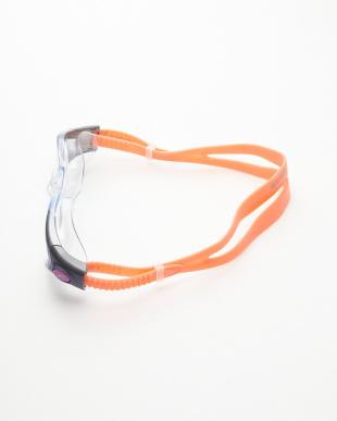 オレンジ×クリアー BIOFUSE2ジョセイゴーグル|WOMENを見る