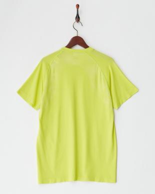 NRGY YELLOW EVOKNIT カモグラフィック Tシャツ見る