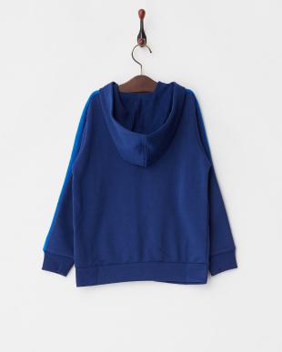 BLUE DEPTHS フーデッドスウェットジャケット|KIDS見る