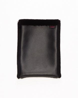 ブラック 洗える羊毛iPadケース(10.5インチ用)を見る