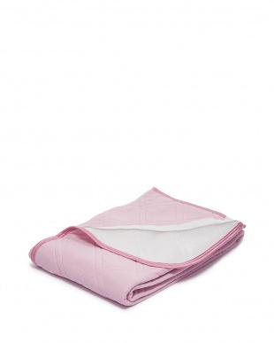 ピンク Cool Magic +Plus パッドシーツ ダブルを見る