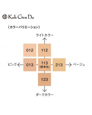 113(オークル 標準的な肌色) シルキーモイストコンパクトレフィル (ケース別売り)を見る