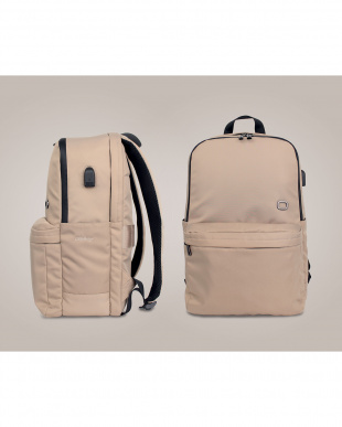 beige PARISIEN BACKPACKを見る