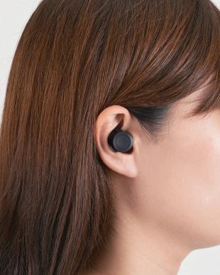 ブラック Bluetooth(R)完全ワイヤレスヘッドホンを見る