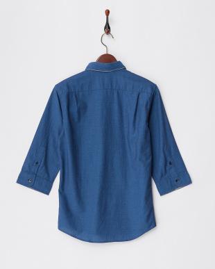 5700 ブルー シャンブレーシャツ見る