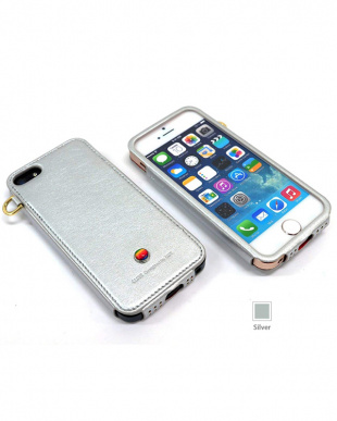 Silver ANTIQUE EDITION iPhone SE/5s/5用見る