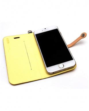 GREEN/MUSTARD RARE COMBINATION SLIM FIT EDITION iPhone 6s/6用見る