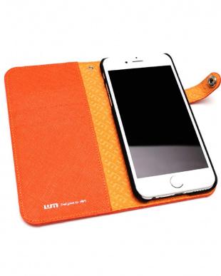 ORANGE INNOVATIVE MATERIAL EDITION iPhone 6s/6用見る