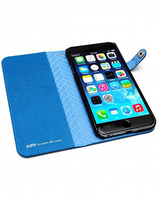 BLUE INNOVATIVE MATERIAL EDITION iPhone 6s Plus/6 Plus用見る