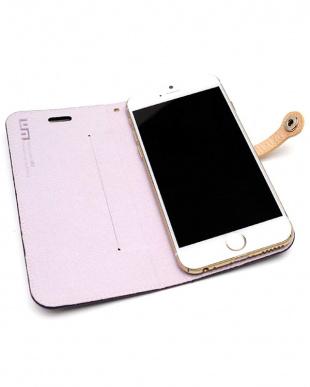PURPLE SAFFIANO LEATHER SLIM FIT EDITION iPhone 6s/6用見る