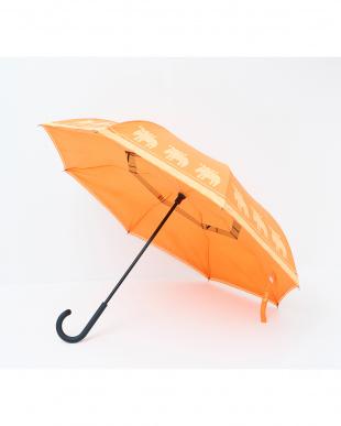 マンダリン moz 2重傘 circus(サーカス) 晴雨兼用見る