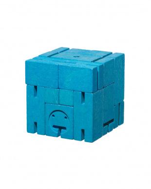 ブルー マイクロキューボット見る