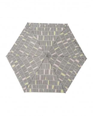 パヴェグレー レジェ フラット折りたたみ傘見る