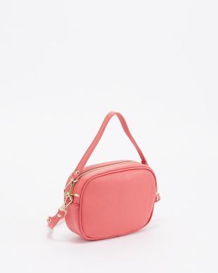 ピンク 2WAYミニバッグ見る