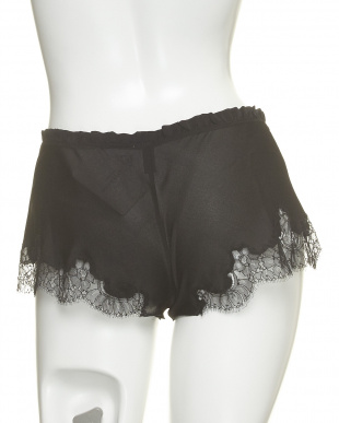 クロ CARINE GILSON SATIN LACE SHORTSを見る