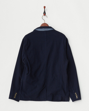 INDIGO INDIGO JACQUARD TAILORED JACKETを見る