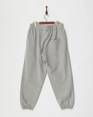 GREY HEAVY WEIGHT SWEAT PANTS見る