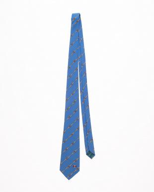 ブルー vvv-12 ネクタイ見る
