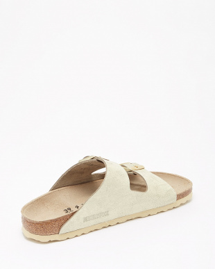 Washed Metallic Cream Gold ARIZONA|WOMENを見る