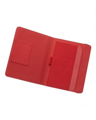 レッド スモール メトロポール エラスティックTC タブレットケース見る