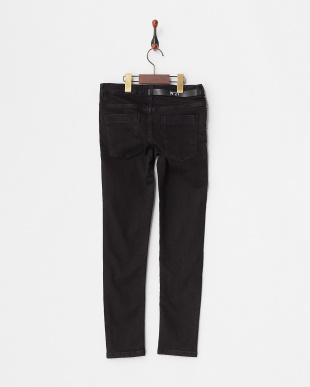 418 ブラック Pants ラインストーン(34~)見る