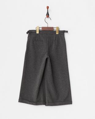 407 グレー Pants サイドラインストーン(~32)見る