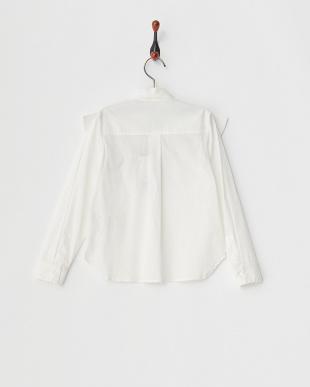 101 ホワイト Blouse(~32)見る