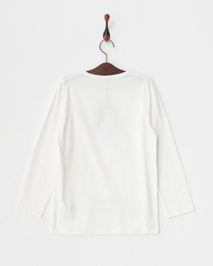 101 ホワイト Long T-shirt(34~)見る