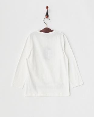 101 ホワイト Long T-shirt(~32)見る