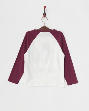 665 パープル系 Long T-shirt(~32)見る