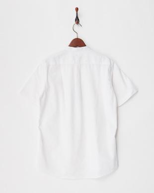 ホワイト ホワイト シャツ見る