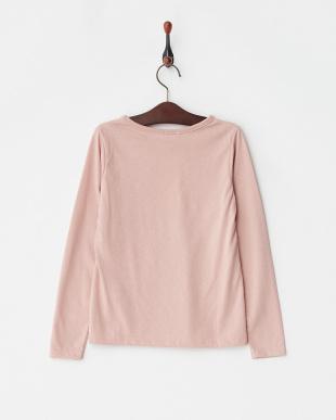ピンク Light Pink パフュームプリントTシャツ(140以上)見る
