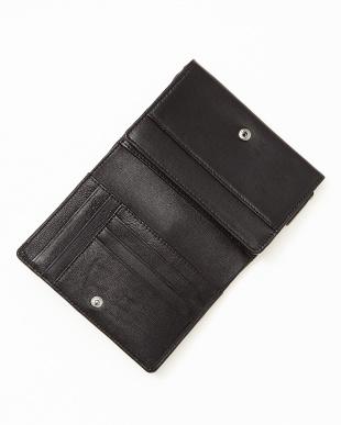 ブラック レザー財布 WOMENを見る