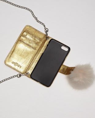 GOLD キラキラiPhone7ケース見る