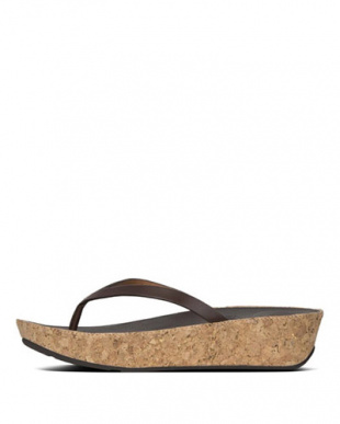 ESPRES LINNY TOE-THONG SANDALS - LEATHERを見る