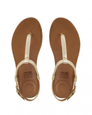 PAL/GD TIA TOE-THONG SANDALS - LEATHERを見る