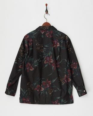 700 ダークアロハ オープンカラーシャツ見る