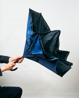 ブラックレッド(BKRD) 2重傘 circus(サーカス) 晴雨兼用を見る