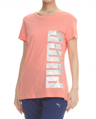 SHELL-PINK SUMMER Tシャツ見る
