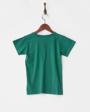 グリーン JAPAN恐竜Tシャツを見る