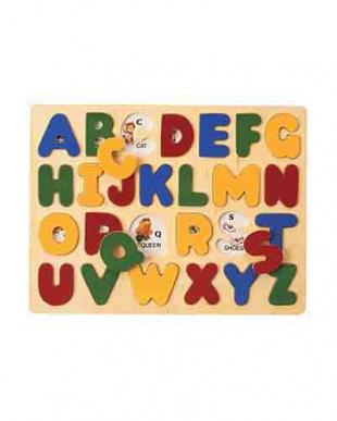 ABCパズル見る