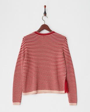 red pattern red pattern DOGMA Sweater見る