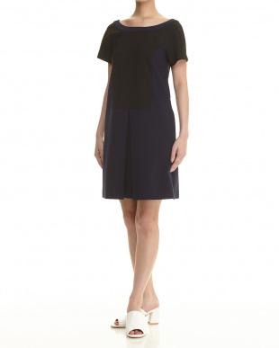 navy blue CANYON dressを見る