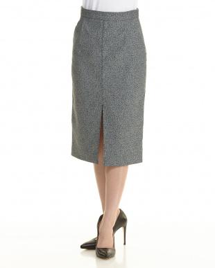 pearl grey CALA Skirt見る