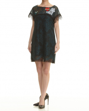 black IBIZA Dress見る